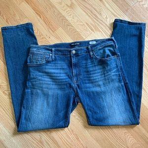 Mavi Zach Straight Leg Jeans 40x34 A1